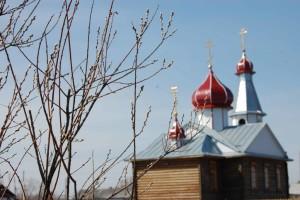Храм в честь Сильвестра Омского